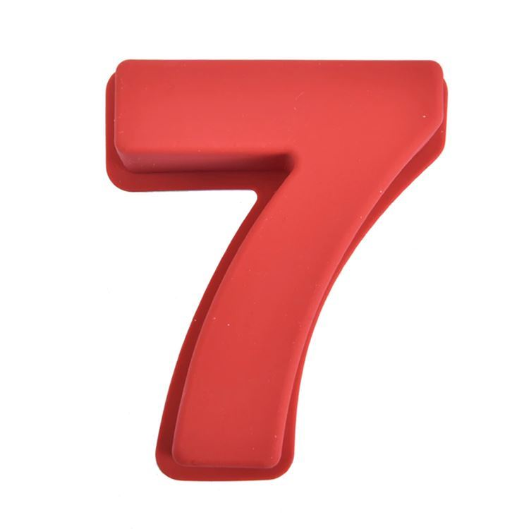 Forma na pečení - číslo 7