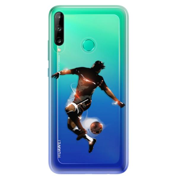 Odolné silikonové pouzdro iSaprio - Fotball 01 - Huawei P40 Lite E