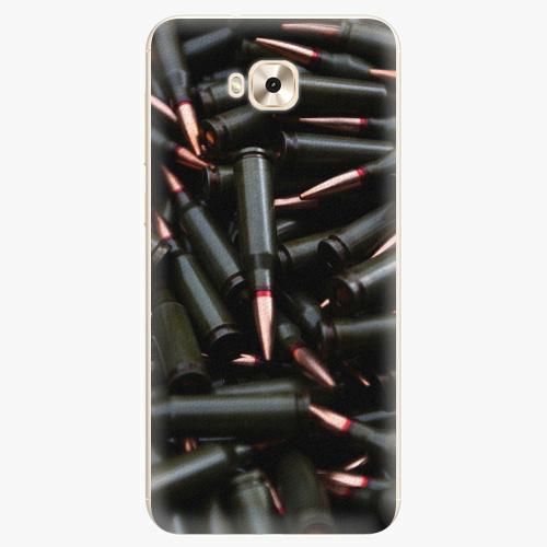 Plastový kryt iSaprio - Black Bullet - Asus ZenFone 4 Selfie ZD553KL