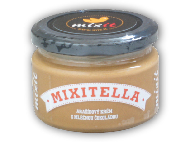 Mixitella <b>arašídy</b> <b>mléčná</b> čokoláda 250g