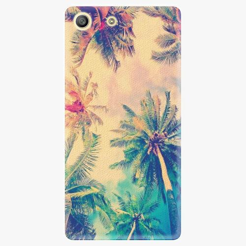 Plastový kryt iSaprio - Palm Beach - Sony Xperia M5
