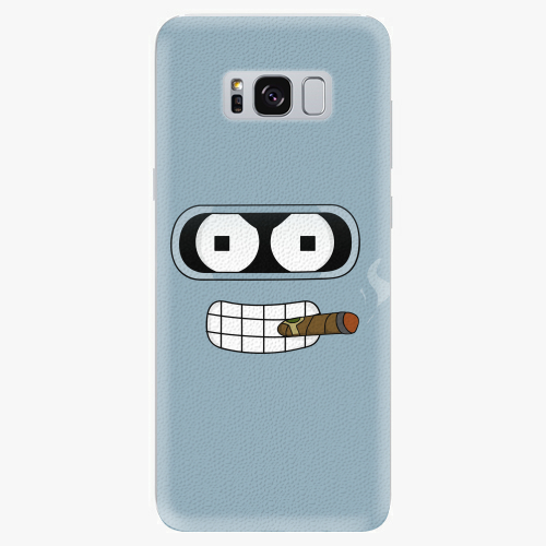 Plastový kryt iSaprio - Bender - Samsung Galaxy S8 Plus