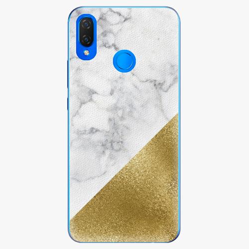 Gold and WH Marble   Huawei Nova 3i