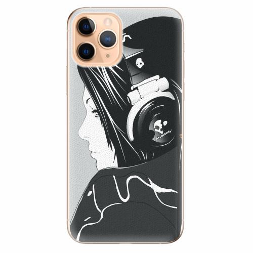Silikonové pouzdro iSaprio - Headphones - iPhone 11 Pro