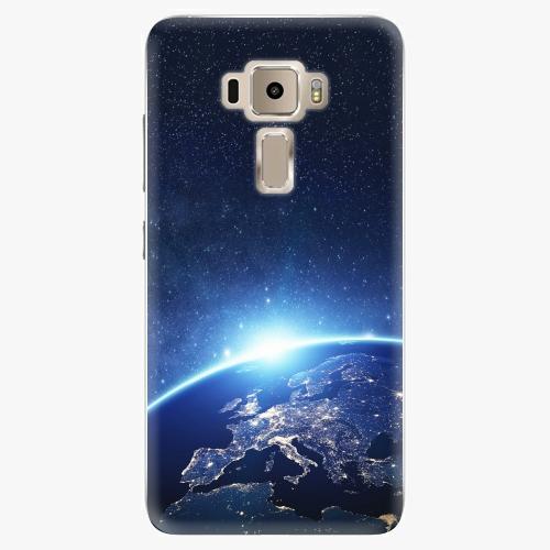 Plastový kryt iSaprio - Earth at Night - Asus ZenFone 3 ZE520KL