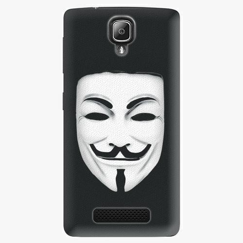 Plastový kryt iSaprio - Vendeta - Lenovo A1000