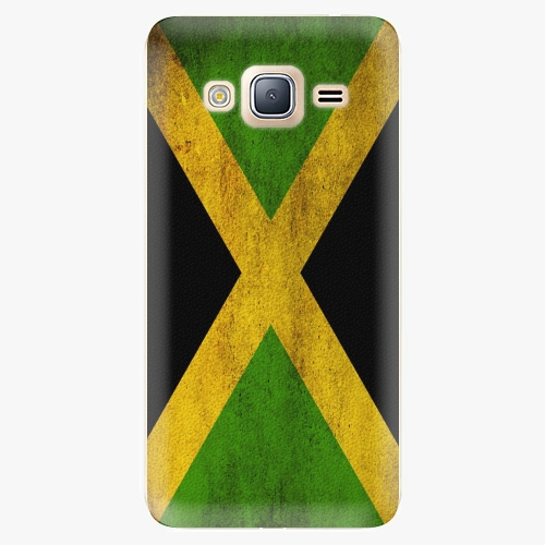 Plastový kryt iSaprio - Flag of Jamaica - Samsung Galaxy J3