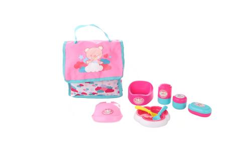 Taška s doplňky pro panenky