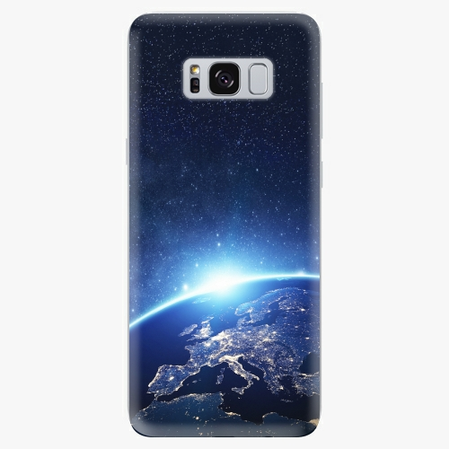 Plastový kryt iSaprio - Earth at Night - Samsung Galaxy S8