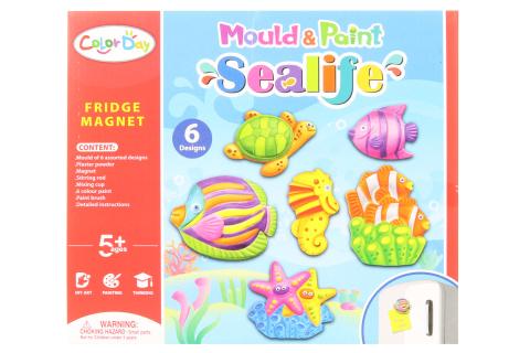 Výroba magnetů - moře