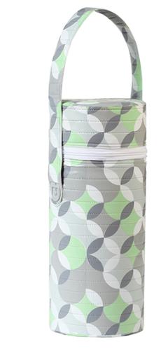 Termobox na kojeneckou láhev - Lístečky