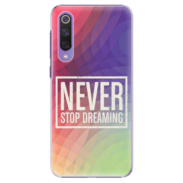 Plastové pouzdro iSaprio - Dreaming - Xiaomi Mi 9 SE