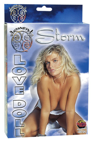 "Panna ""Bouře"" - Love Doll Storm"