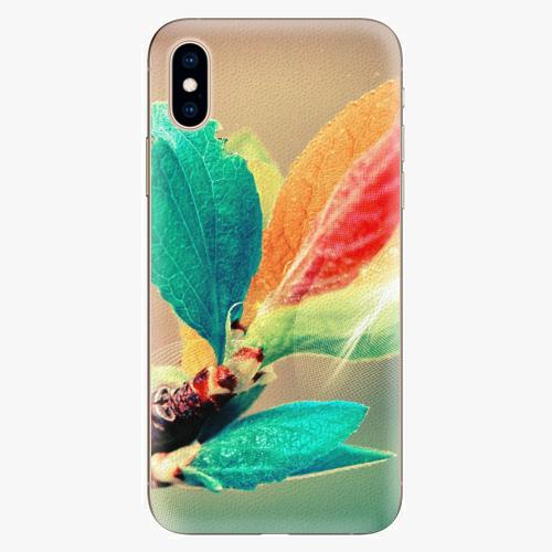Plastový kryt iSaprio - Autumn 02 - iPhone XS