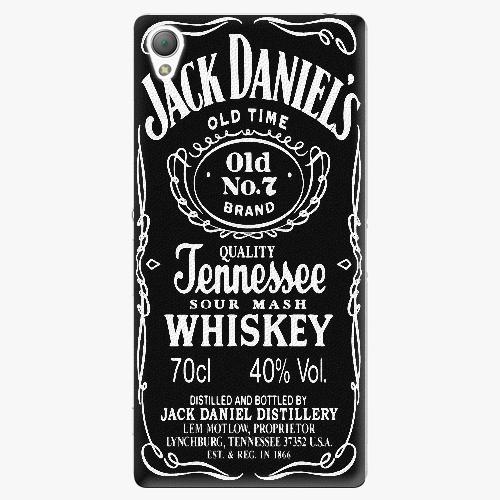 Plastový kryt iSaprio - Jack Daniels - Sony Xperia Z3