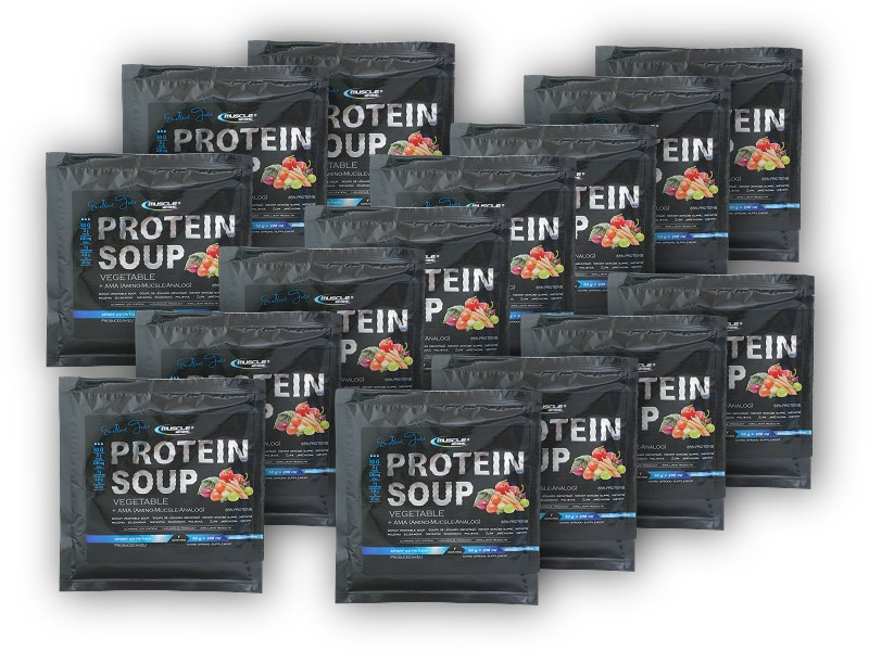 Protein soup vegetable 15 x 60g