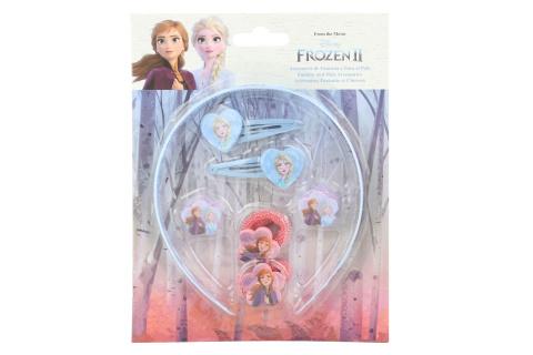 Vlasové doplňky Frozen II