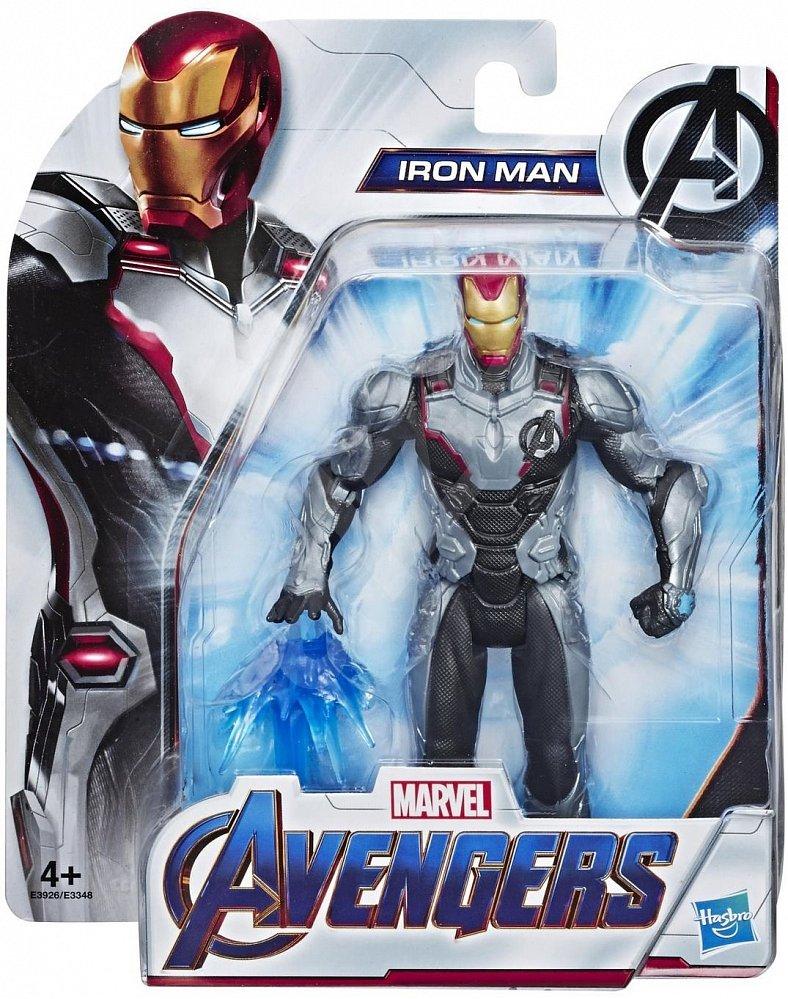 Avengers filmová akční figurka 15 cm - Iron Man