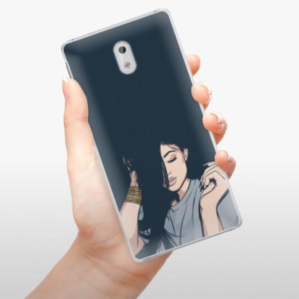Plastové pouzdro iSaprio - Swag Girl - Nokia 3
