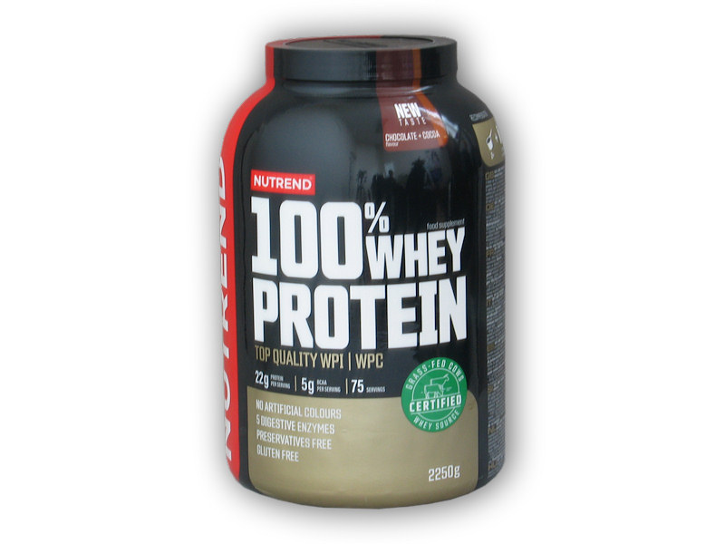 100% Whey Protein NEW