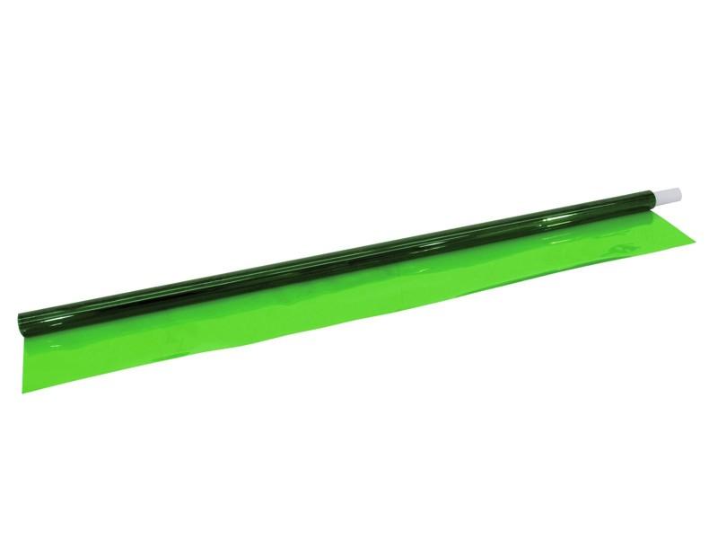 Foliová role 121, zelená, 120x700 cm