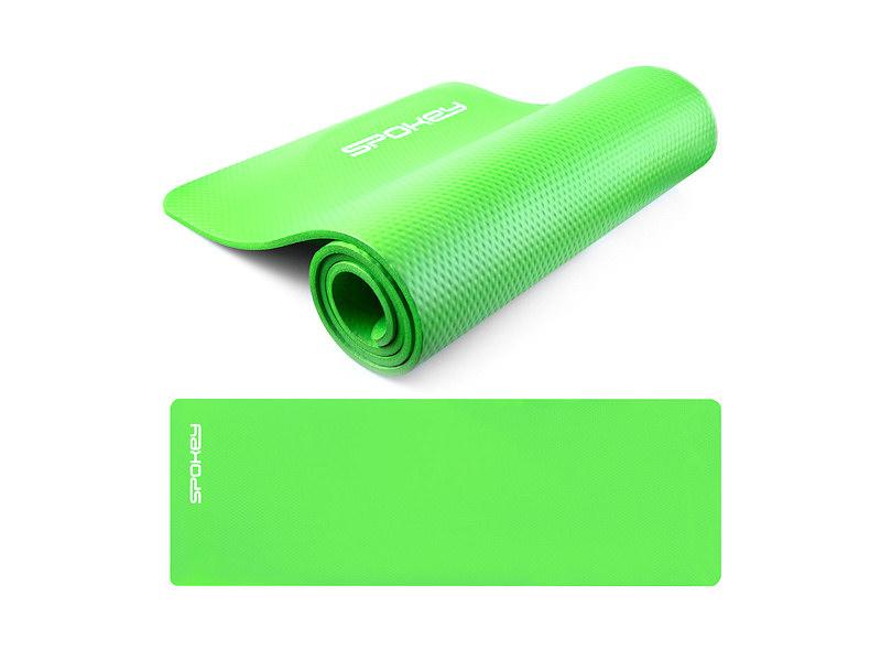 Softmat podložka na cvičení 180/60/1cm-zelena