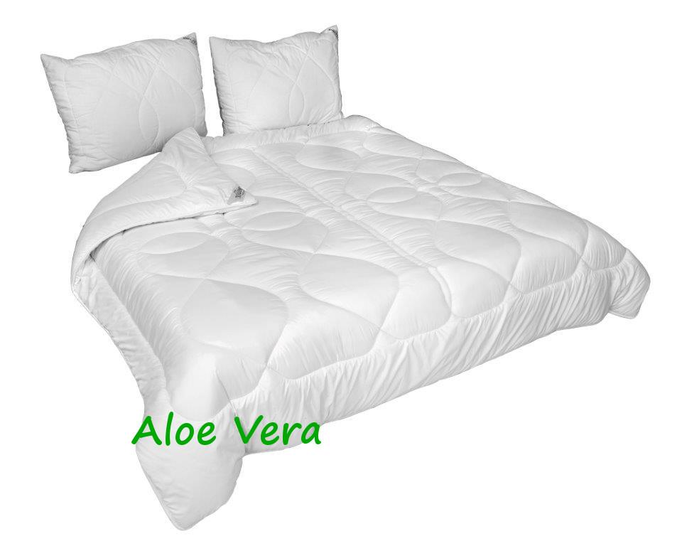 Francouzská přikrývka Aloe Vera zimní 240x220cm 2370g
