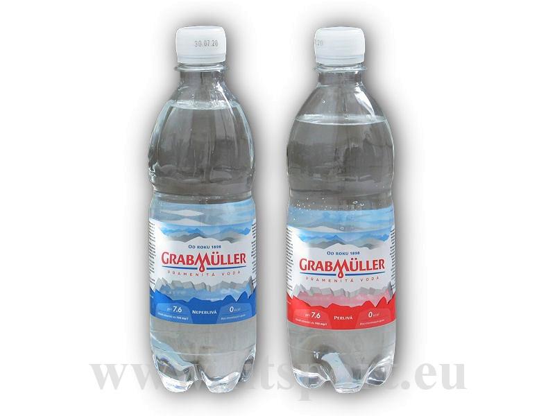 Grabmuller pramenitá voda