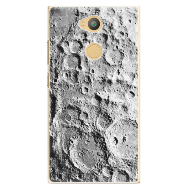 Plastové pouzdro iSaprio - Moon Surface - Sony Xperia L2