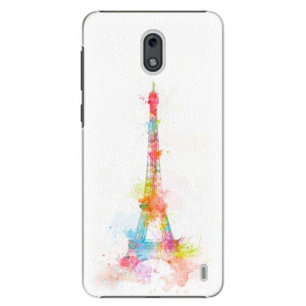 Plastové pouzdro iSaprio - Eiffel Tower - Nokia 2