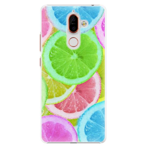 Plastové pouzdro iSaprio - Lemon 02 - Nokia 7 Plus