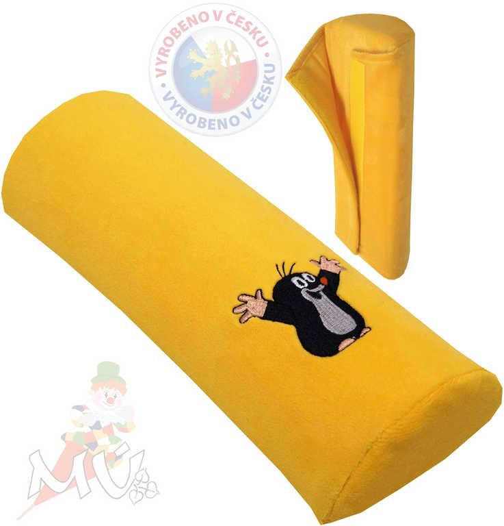 MORAVSKÁ ÚSTŘEDNA Krtek (krteček) Opěrka na pás žlutá