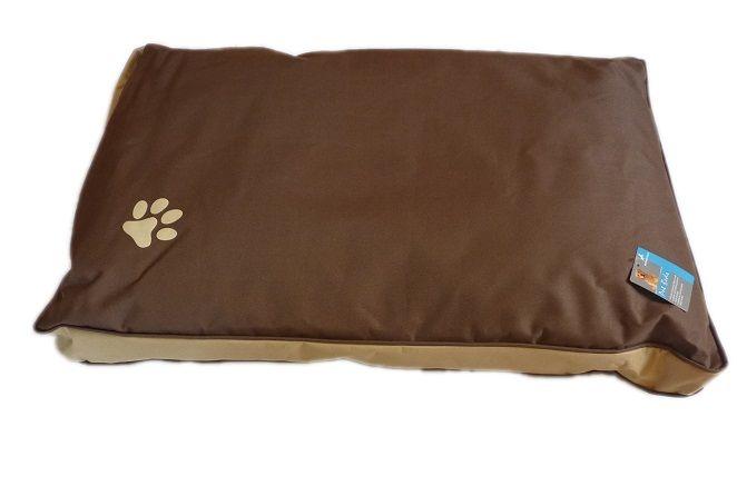 Psí matrace z oxfordské tkaniny - 90x60 cm