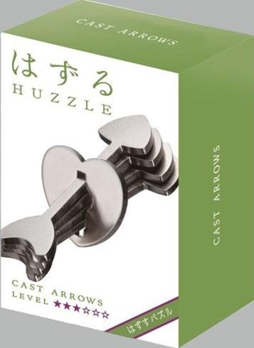 Huzzle Cast - Arrows
