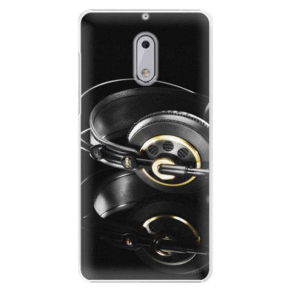Plastové pouzdro iSaprio - Headphones 02 - Nokia 6