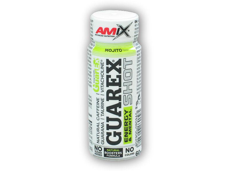 Guarex Energy and Mental Shot 60ml-mojito