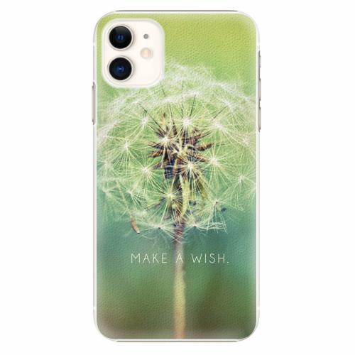Plastový kryt iSaprio - Wish - iPhone 11