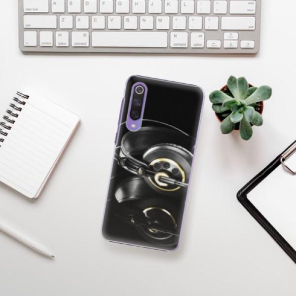 Plastové pouzdro iSaprio - Headphones 02 - Xiaomi Mi 9 SE
