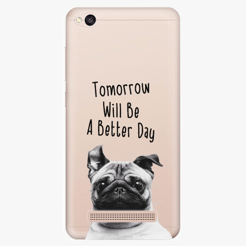 Plastový kryt iSaprio - Better Day 01 - Xiaomi Redmi 4A