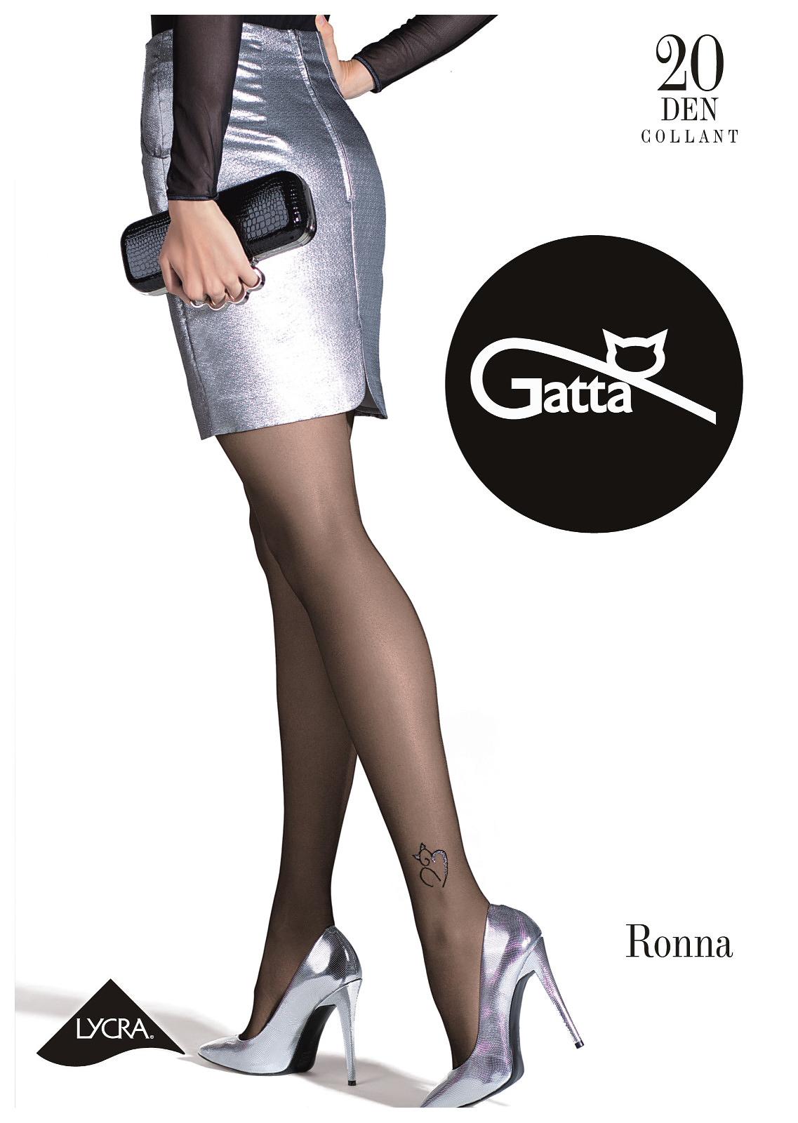 Punčochové kalhoty Gatta Ronna nr 30 20 den - Černá 2-S empty 493d0ebfa0