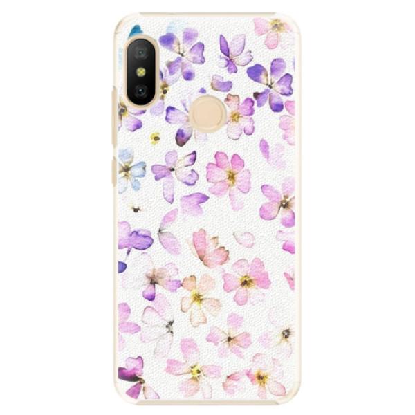 Plastové pouzdro iSaprio - Wildflowers - Xiaomi Mi A2 Lite