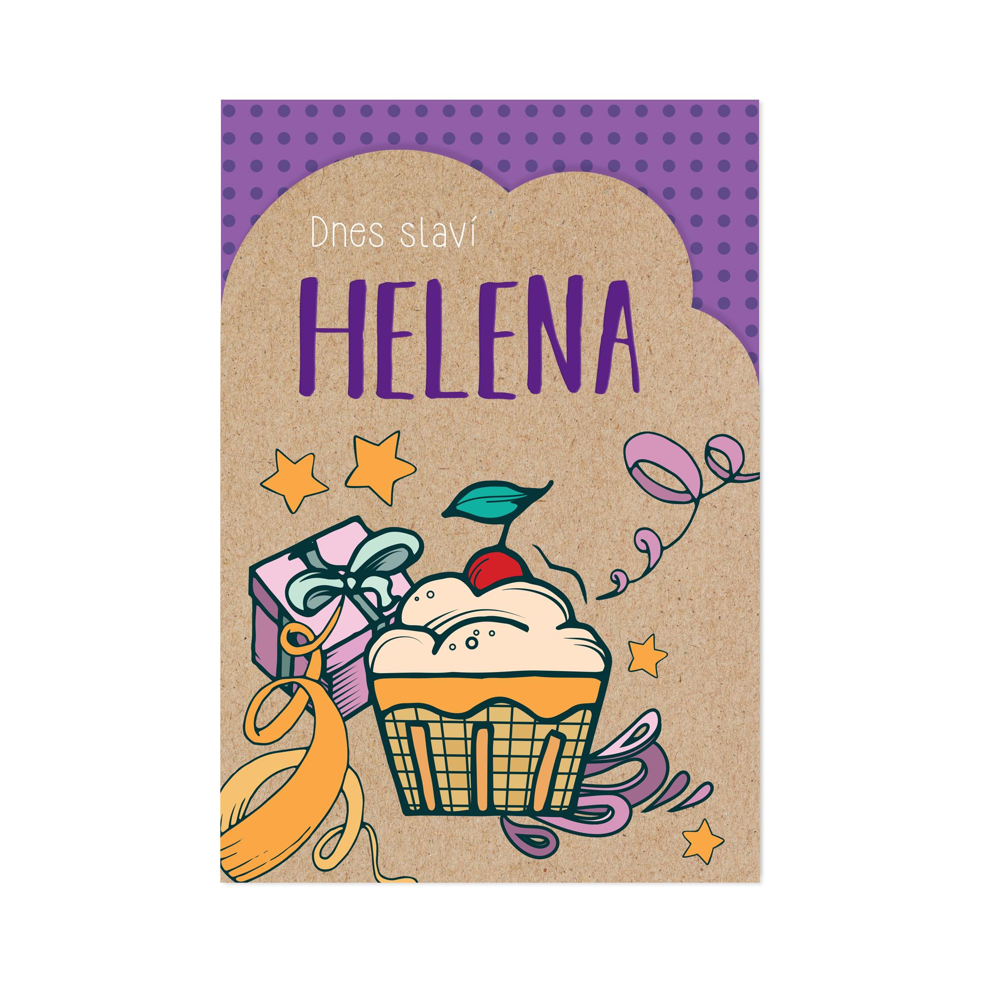 Přání - Helena