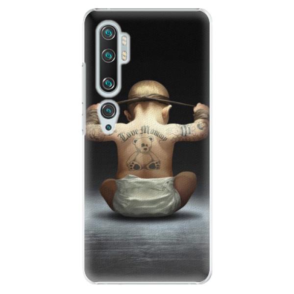 Plastové pouzdro iSaprio - Crazy Baby - Xiaomi Mi Note 10 / Note 10 Pro