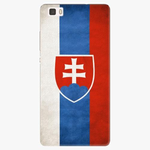 Plastový kryt iSaprio - Slovakia Flag - Huawei Ascend P8 Lite