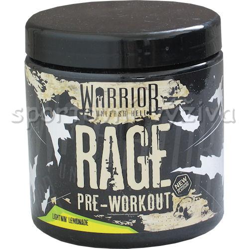 RAGE Pre-Workout