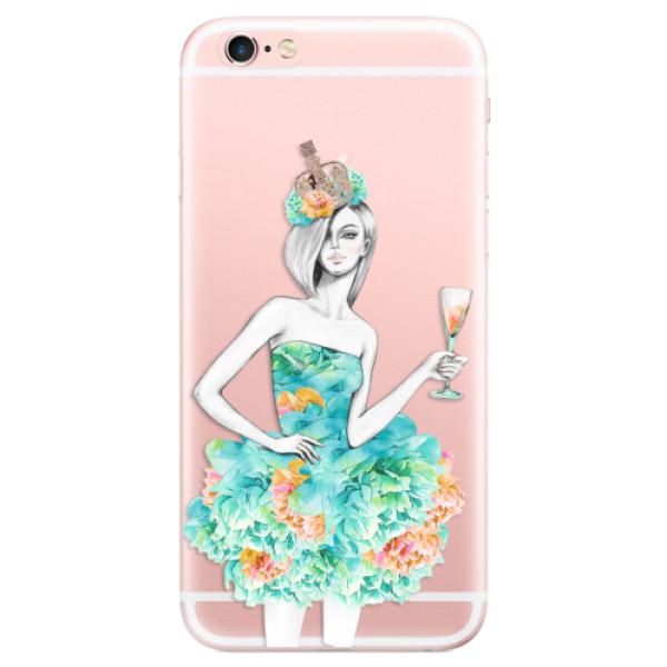 Odolné silikonové pouzdro iSaprio - Queen of Parties - iPhone 6 Plus/6S Plus