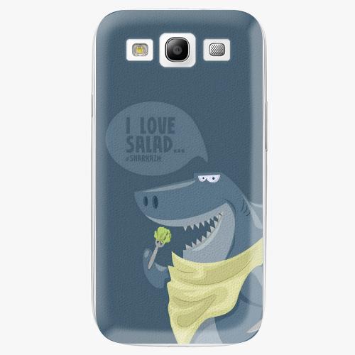 Plastový kryt iSaprio - Love Salad - Samsung Galaxy S3