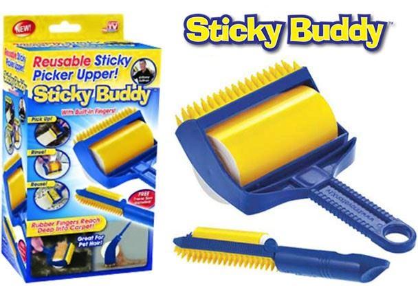 Čistící lepící váleček Sticky Buddy