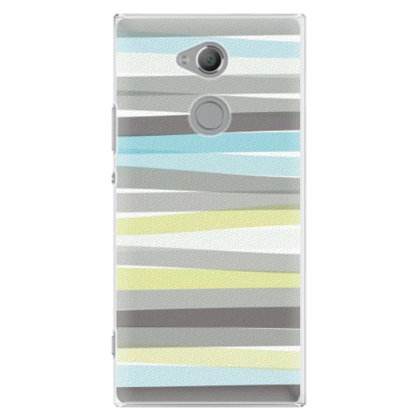 Plastové pouzdro iSaprio - Stripe - Sony Xperia XA2 Ultra