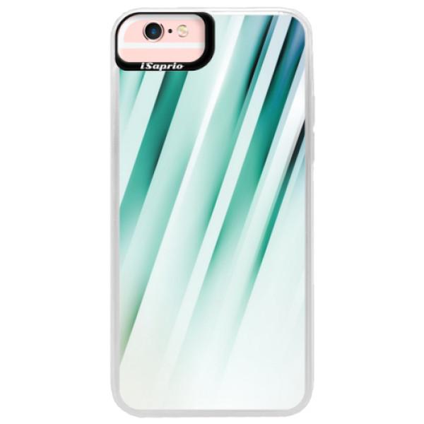 Neonové pouzdro Pink iSaprio - Stripes of Glass - iPhone 6 Plus/6S Plus